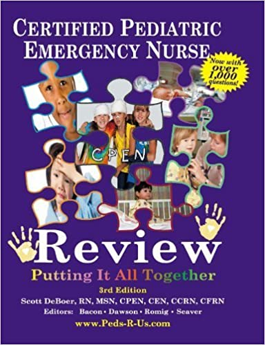 Book CPEN - Certified Pediatric Emergency Nurse Review: Putting It All Together 2nd Edition 2nd Edition by Deboer, Scott L. (2011)