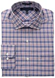 Tommy Hilfiger Men's Regular Fit Non Iron Suiting Plaid