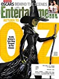 Entertainment Weekly Magazine (March 8, 2013) Oz, The Great and Powerful Cover