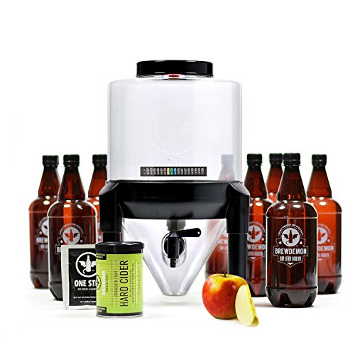 BrewDemon Hard Cider Kit Plus