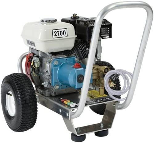 Pressure Pro E3027HC Heavy Duty Professional 2,700 PSI 3.0 GPM Honda Gas Powered Pressure Washer With CAT Pump