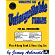 Unforgettable Standards: Jamey Aebersold Play-A-Longs Volume 58