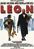 Leon der Profi Poster (69,5cm x 101,5cm) + Ü-Poster