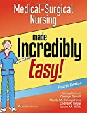 img - for Medical-Surgical Nursing Made Incredibly Easy book / textbook / text book