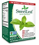 Gourmet Food : SweetLeaf Natural Stevia Sweetener, 70 Count