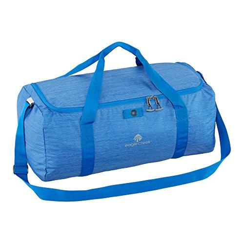 Eagle Creek Ultraleichter faltbarer Sporttasche Packable Duffel Handgepäck Tasche, 41 L, Blau