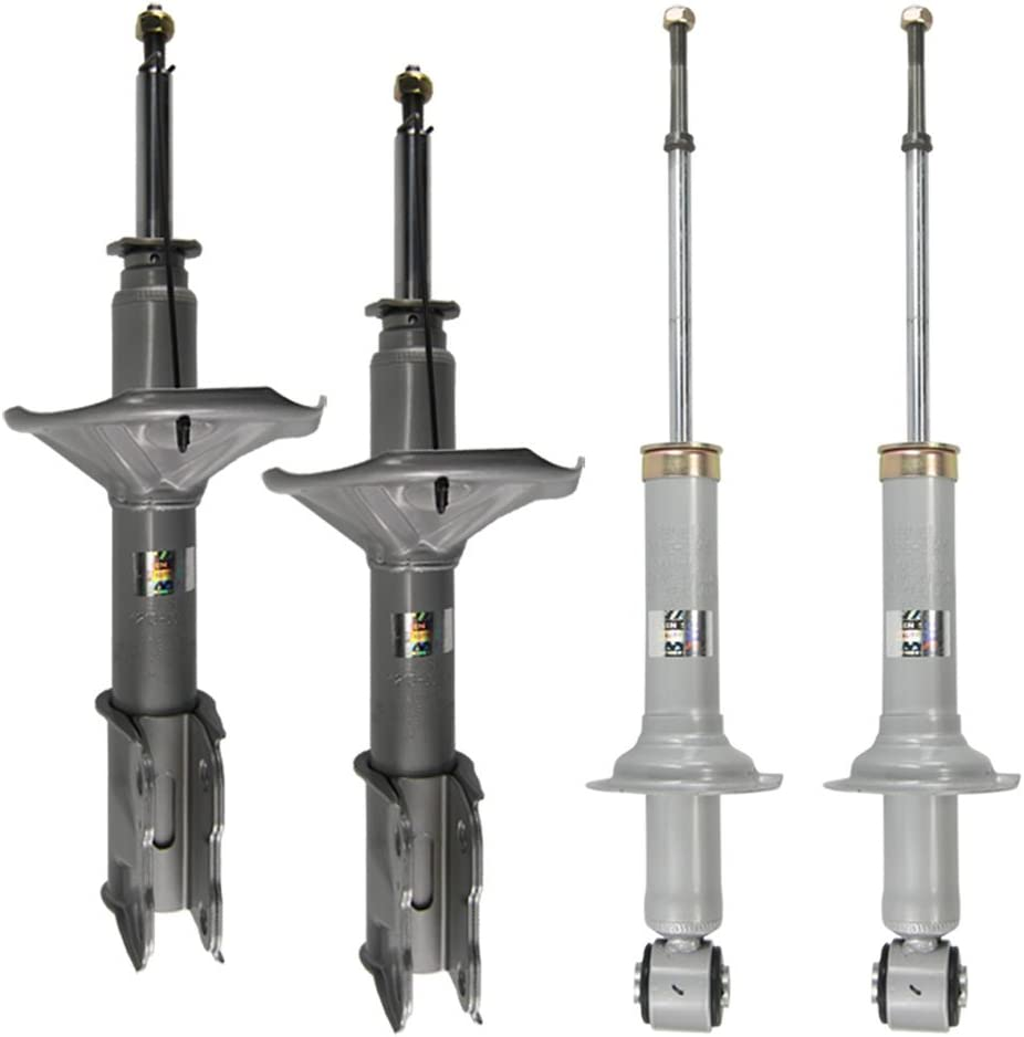 Front and Rear Struts for 02-05 Mitsubishi Lancer