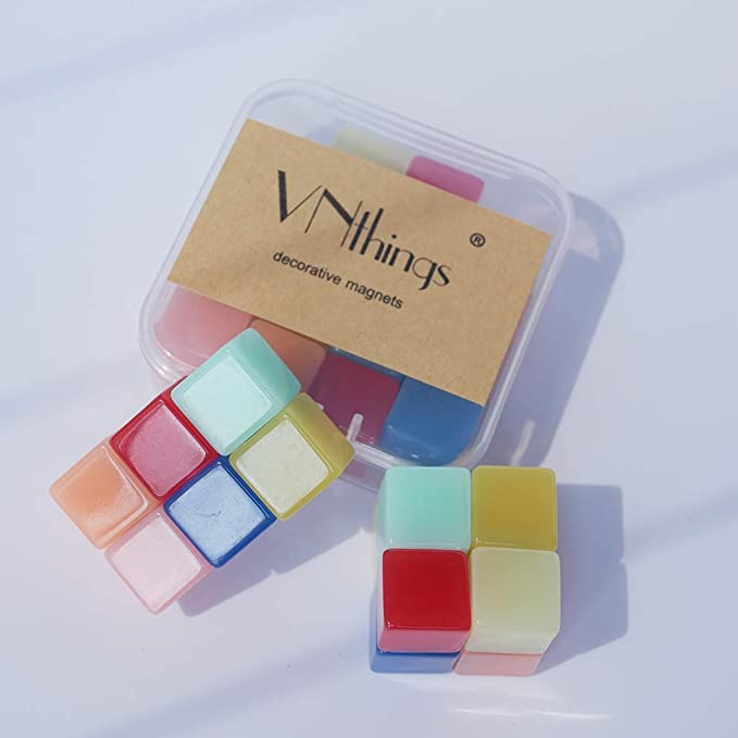 Amazon.com: VNthings - Imán decorativo para nevera, diseño ...