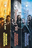 Mistborn: The Wax and Wayne Series: Alloy of Law, Shadows of Self, The Bands of Mourning