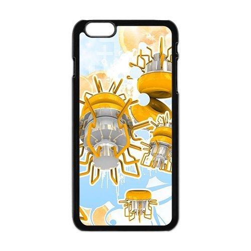 Creative Cartoon Launcher Custom Protective Hard Phone Cae For Iphone 6 Plus Amazon Co Uk Electronics