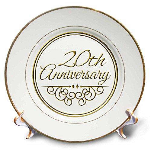 3dRose cp 154462 1 Anniversary Celebrating Anniversaries