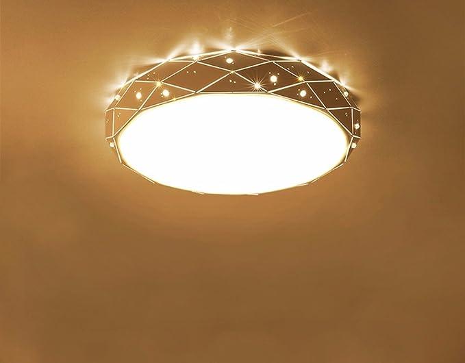 Plafoniera Cristallo Led : Luce moderna minimalista soggiorno inquilini cristallo plafoniera