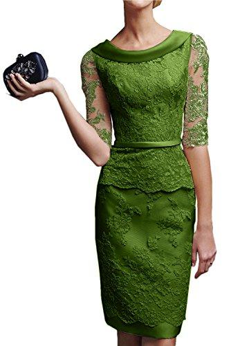 Topkleider - Vestido - Estuche - para mujer Jaegergruen