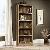 Sauder 417223 East Canyon 5 Shelf Bookcase, L: 29.29