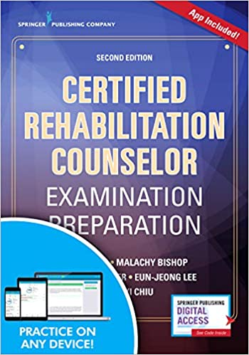 Amazon.com: Certified Rehabilitation Counselor Examination ...