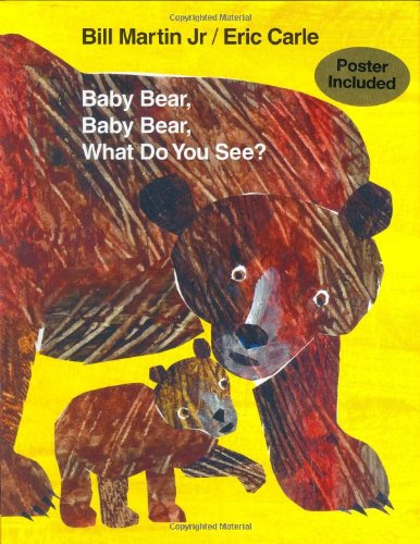 Read Online Baby Bear, Baby Bear, What Do You See? (Brown Bear and Friends) pdf epub