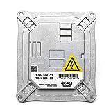 Replacement Xenon HID Ballast for BMW, Mini, Audi, Cadillac with AL 307 329 153 and 307 329 193 Headlight Control Unit Module