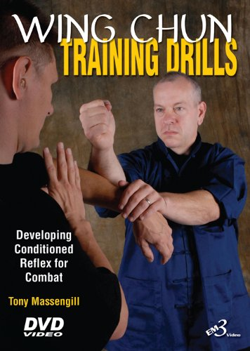 WING CHUN TRAINING DRILLS