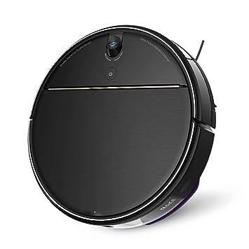 GG-vacuum cleaner Robot Aspirador Inicio Automático Inteligente Ultra-Delgado Barrido Máquina I5Extra Video Llamada De Voz 4000Pa Gran Succión App Control ...