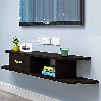 TV Rack Mueble de Pared Estante Flotante Mueble de TV de Pared, B, 120 cm: Amazon.es: Deportes y aire libre