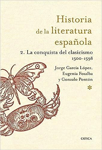 Amazon.com: La conquista del clasicismo: 1500-1598 ...