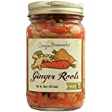 Golden Beets with Carrot & Ginger, Raw, Fermented, Probiotic, Organic, 16 Oz