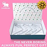 CHAMBONG – 6 oz Classic Size, 5 Pcs Acrylic
