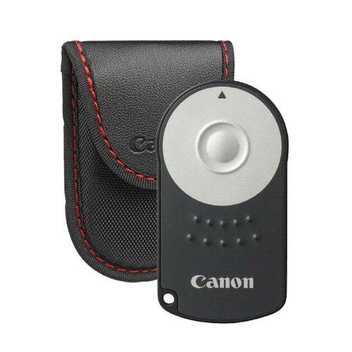 Canon RC-6 Wireless Remote Shutter Release Controller + Accessory Kit for Rebel SL1, T5i, T6i, T6s, T7i, EOS 70D, 77D, 80D, 6D, 7D, 5D Mark III, IV