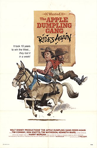 The Apple Dumpling Gang Rides Again 1979 Authentic 27