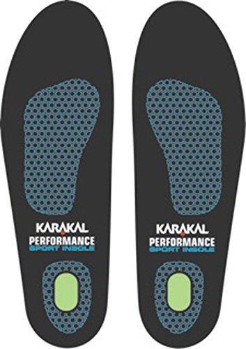 Karakal Sport Pull Absorbant Chaussures Respirant Maillage Confortable Chaussure Semelle Intérieure