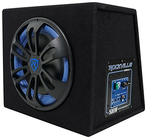 Buy automotive powered subwoofers