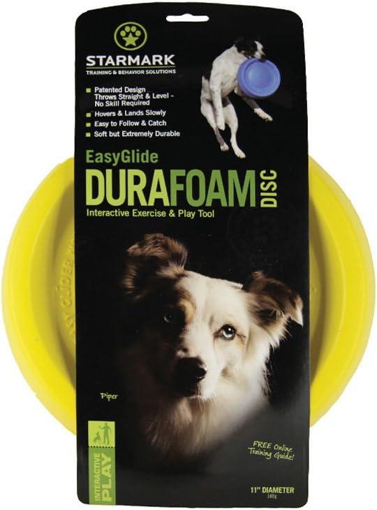 Starmark Easy Glide DuraFoam Dog Flying Disc
