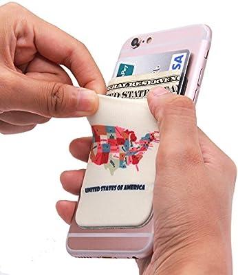Amazon.com: Tarjeta de teléfono portafolios, 3.3 yard ...