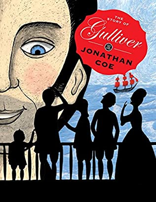 book cover of The Story of Gulliver