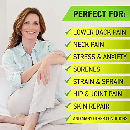 51w7ccRk6sL - Extra Strength Hemp Cream for Pain Relief - Only 3rd Party Tested Product To Verify Strength/Results. All Natural for Nerve-Sciatic, Muscle, Back Pain & Inflammation, with Arnica, MSM, Emu, Turmeric