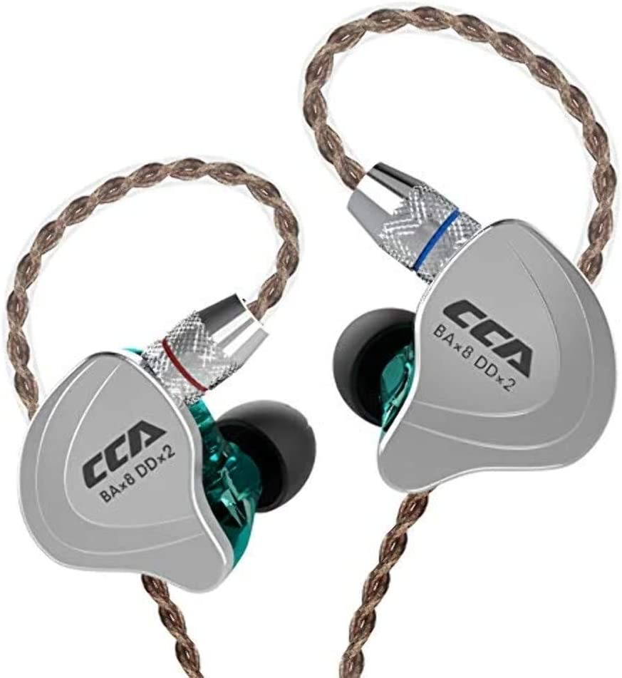 Better Cca C10 High-Performance In-Ear Monitor