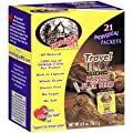 Premium Milled Flax Seeds Travel Size, .23 oz. Pack of 21 (Case of 6) from HODGSON MILL