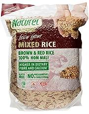 Naturel Organic Brown and Red Rice, 2kg