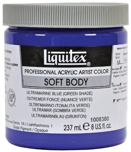 Liquitex 1008380 Professional Soft Body Acrylic Paint 8-oz