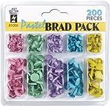 Brad Pack 200/Package, Pastel