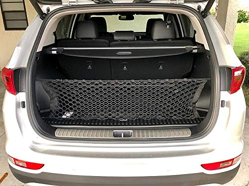 - Envelope Style Trunk Cargo Net for KIA SPORTAGE 2017 2018 2019 NEW