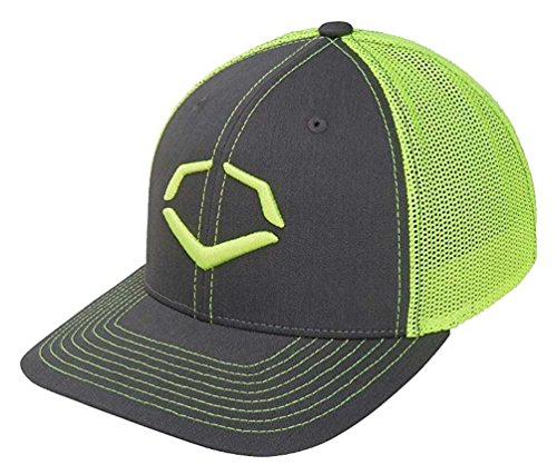 Evoshield Neon Trucker Flex Fit Hat Small/Medium (Shield Cap)