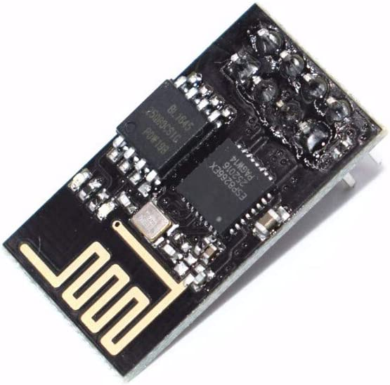 BBOXIM 1PCS ESP-01 ESP8266 Serial Wireless TransceiveR WiFi Module