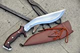13'' Blade Scourge Apocalypse Zombie Kukri - Handmade in Nepal by GK&CO.Kukri House GK&CO.Kukri House