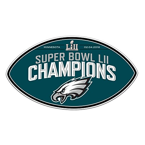 Fremont Die NFL Super Bowl Champ Magnet, One Size, Blue by Fremont Die