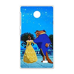 Fresh Princess and Wolf Cell Phone Case for Nokia Lumia X