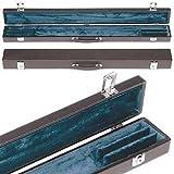 Bobelock Triple Violin-Viola-Cello Bow Case with Blue Velour Interior