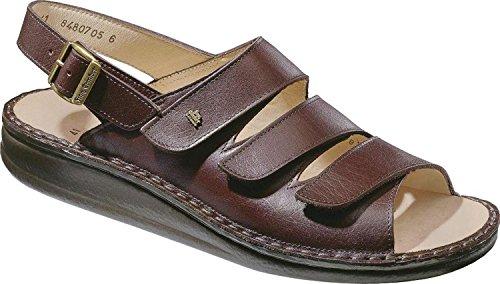 FinnComfort SYLT 2509027029 Mens Sandal, Brown 11 UK