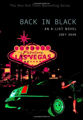 Back in Black: An A-List Novel -