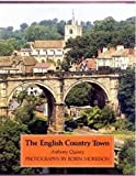 The English Country Town, Anthony Quiney, 0500014051